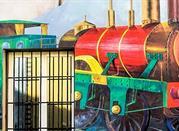 Saludecio, Riviera Romagnola, Street Art