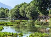 Posta Fibreno, Ciociaria, Parco Nazionale