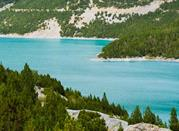 Valdidentro, Valtellina, Lago di Cancano