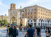 Lecce, Salento, Piazza Sant'Oronzo