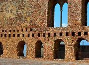 San Marco D'Alunzio, Parco dei Nebrodi, rovine del castello normanno