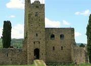 Castello in posizione dominante