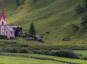 Valle Aurina, natura e architettura