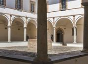 Chiostro del Monastero Francescano