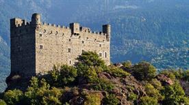 Valle centrale e Mont Avic
