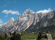 Innevamento garantito nell'elegante Cortina - Cortina d'Ampezzo