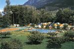 Camping International Touring, un'oasi in piena Val d'Aosta