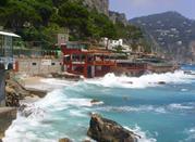 Vacanze mare;  Capri la piu bella isola del Golfo di Napoli - Capri