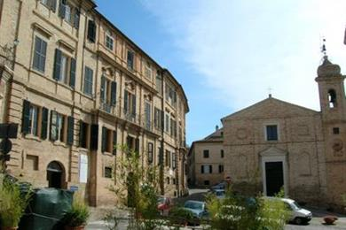 Haus von Giacomo Leopardi
