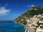 The beaches of the Amalfi Coast - Costiera Amalfitana