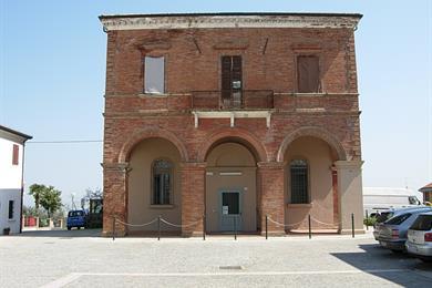 La vecchia sede del municipio comunale