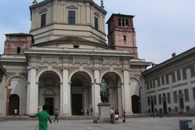 Basilika di San Lorenzo