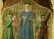 Affresco di Piero della Francesca - Arezzo