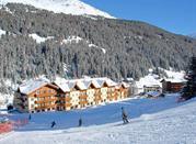 Santa Caterina Valfurva direttamente sulle piste da sci - Santa Caterina Valfurva