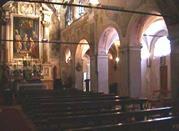 Die Klause Santa Caterina del Sasso - Lago Maggiore