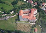 Angera, il Santuario Madonna della Riva - Angera