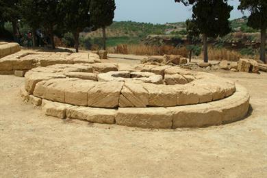 Il santuario rupestre