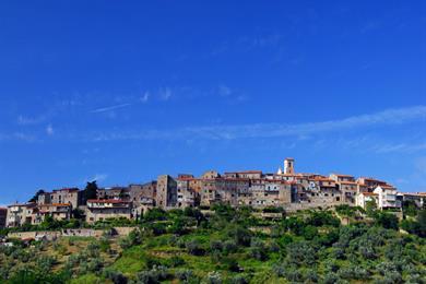 die Wunder der Toskana