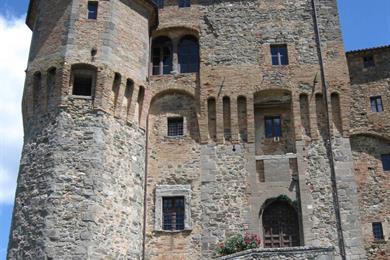Rocca Fregoso: l'ingresso