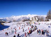 Pila ski resorts