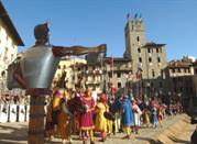 La Giostra del Saracino - Arezzo