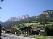 Canazei di Fassa, une des plus importantes stations touristiques de l'arc alpin - Canazei di Fassa