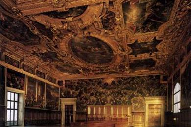 Sala del Consiglio Maggiore