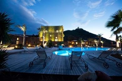 Piscina Resort Acropoli