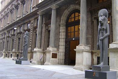Museo Egizio e Galleria sabauda, Torino
