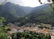 Etablissements thermaux à Bagno di Romagna - Bagno di Romagna