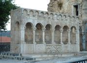 De provinciehoofdstad Isernia - Isernia