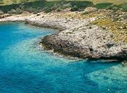 Die Strände von Tremiti inseln - Isole Tremiti