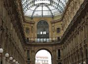 Galleria Vittoria Emanuele, one of the best milan's sightseeings - Milano