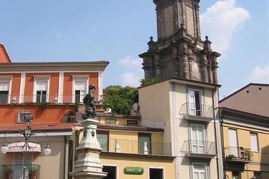 Torre dell'Orologio in piazza Amendola