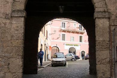 Porta romana di Frosinone