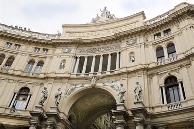 Galleria Umberto di Napoli