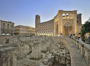 Lecce: in der Region Apulien - Lecce