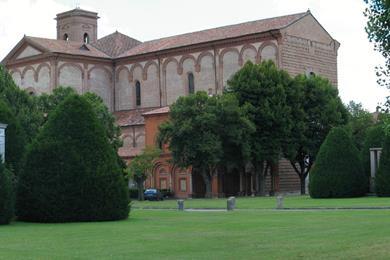 Vista della Certosa