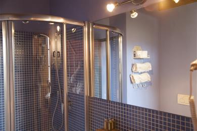 Cuarto de baño, Relais Mozart