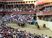 One day at the Palio - Siena