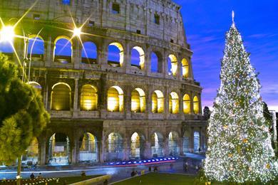 la fête Natale di Roma