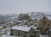Matera, città dei Sassi -