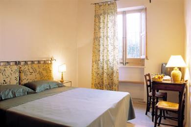 Habitación, Baglio Fontanasalsa