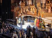 Die Liebe triumphiert in der Arena von Verona... und schmelzt den Eispanzer der Prinzessin Turandot - Verona