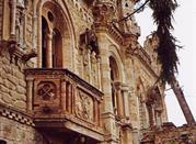 Teramo, het Castello Della Monica - Teramo