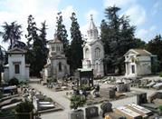 Der Monumentalfriedhof - Milano
