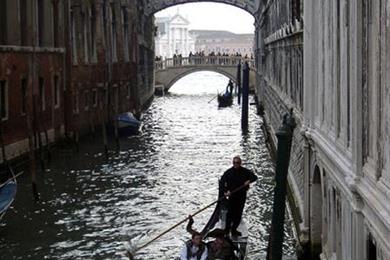 Vista dal Ponte della Canonica