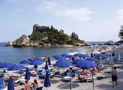 Die einmalige Lage Taorminas - Taormina