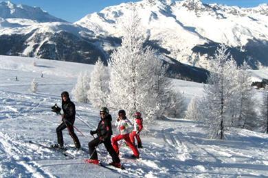 Sciare a Campodolcino