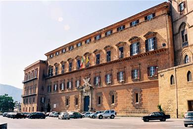Il Palazzo dei Normanni